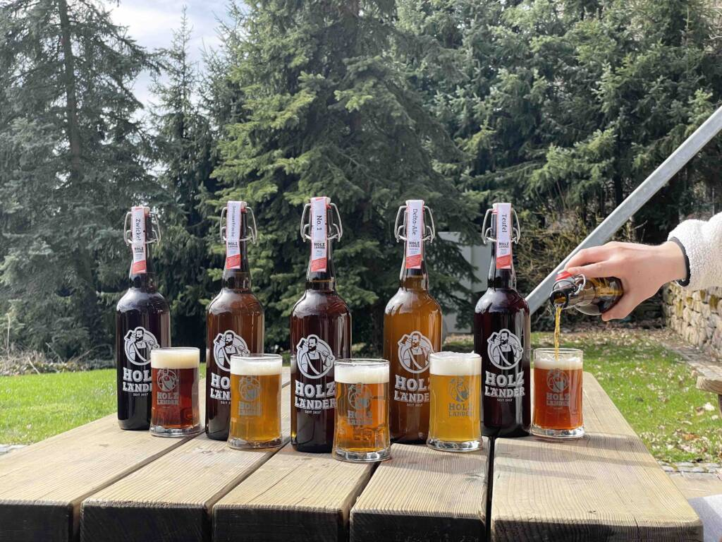Holzländer Flaschen